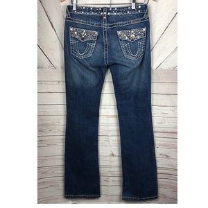 L.A. IDOL USA New Fashion L.A. Jeans size 7